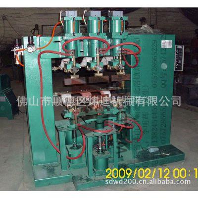 供应铁线五金金属制品碰焊焊接设备,全自动排焊机,气动式数控排焊机
