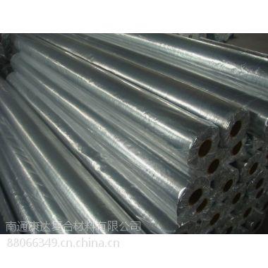 钢结构用0.3mm聚酯膜隔汽层 带反射面的隔汽层