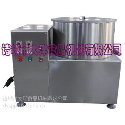 水产品脱水机 不锈钢菜馅甩水机 时间自动控制