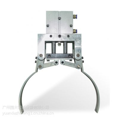 YDQYZS-01气压系列抓手 夹持圆柱 平台抓手 四维度抓取 螺纹固定 工业机器人