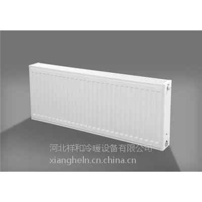 板式散热器构造、河北祥和、壁板式散热器