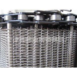供应输送机网带  不锈钢网带 高温网带   人字形网带