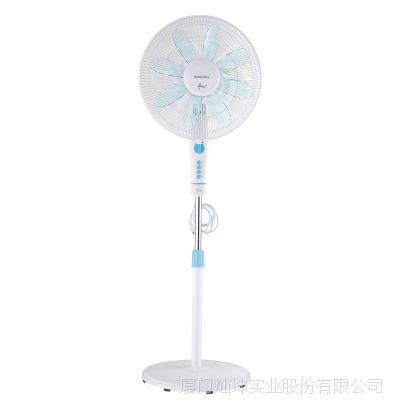 Eupa/灿坤 TSK-F16A1电风扇负离子静音遥控落地扇热卖夏季新品