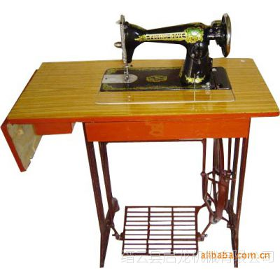 益蝶牌脚踏式家用缝纫机