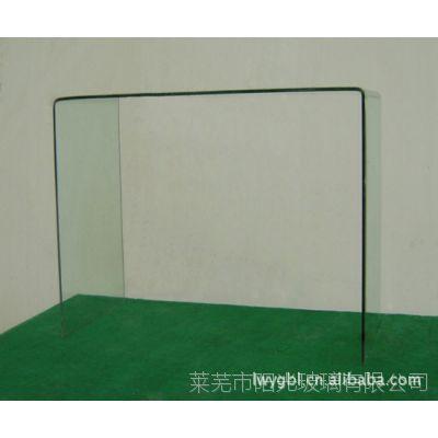 现货供应U形玻璃U形钢化玻璃桌面U形玻璃柜台价格优惠山东厂家