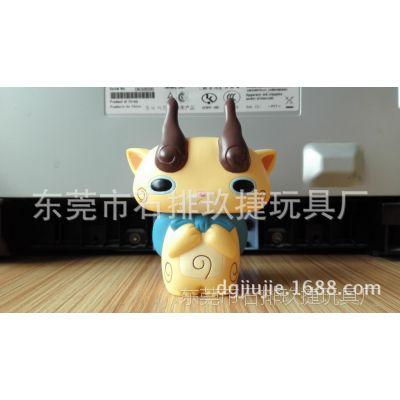 BANDAI精品出口日本搪胶PVC公仔玩具动漫人物,广东东莞生产厂家