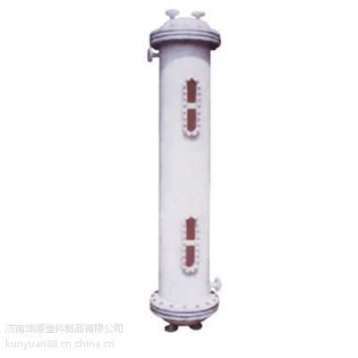 济南坤源(图),石墨换热器价格,海南换热器