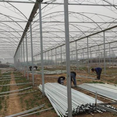 【华科温室】河南省荥阳市通冠园林温室型生态餐厅项目案例总结分析