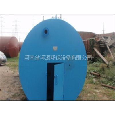 供应厂家供应一体化  地埋式生物制剂污水处理设备