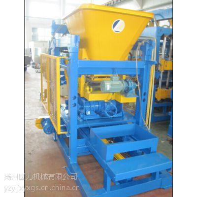 江苏扬州圆力机械供应全自动砌块生产线
