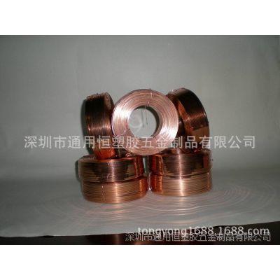 广东厂家供应镀铜,镀锌扁丝,通用钉线