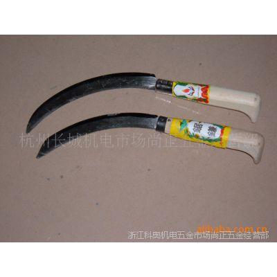 供应6.5寸,7.5寸木柄锯齿锯齿镰刀