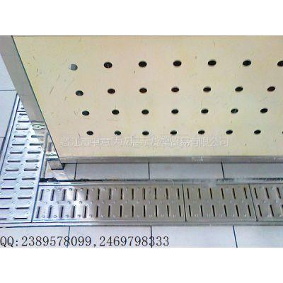 厂家供应 北京连锁超市游泳池不锈钢排水沟盖板订做 出厂价直销