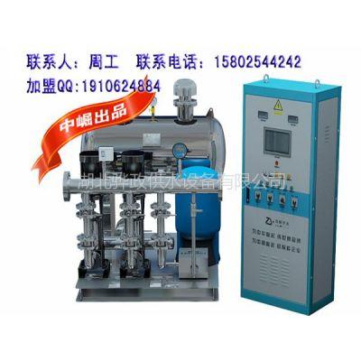 供应丽水生活给水机组,宁波变频供水系统价格,节能显著,效果卓越