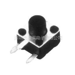供应K2-1109G 4.6*4.6三脚E型轻触开关