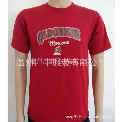 供应女式圆领短袖T恤 纯棉T恤 可订做 烫画T恤衫 广告衫 文化衫