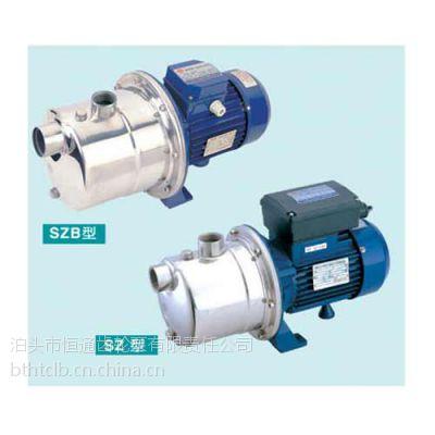 供应自吸式离心泵的结构类型很多,其中熔盐泵真空泵液下泵计量泵耐腐蚀泵耐酸泵