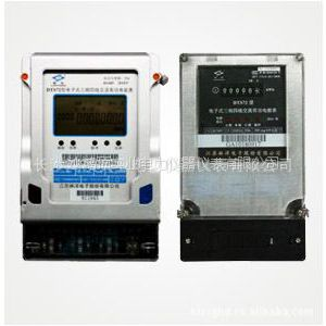 供应DSS72/DTS72系列 电子式三相三线交流有功电能表,三相四线