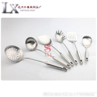 不锈钢厨具 餐具 不锈钢烹饪铲勺厨具套装双立人同款 厨房用品