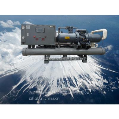 供应冷冻机应用于食品饮料加工设备低温冷冻机组