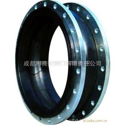 供应污水厂;自来水厂专用大口径橡胶接头;可曲桡橡胶接头;柔性接头