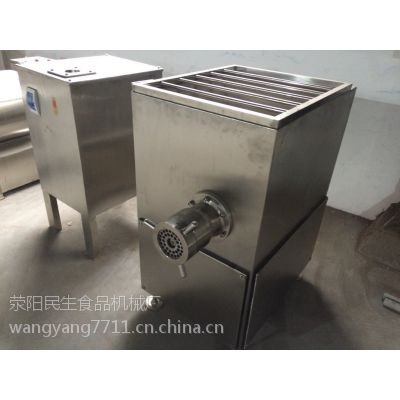 供应130不锈钢冻肉绞肉机