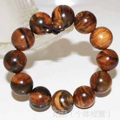 爆款紫檀柳 木料 佛珠手串 木质工艺品 檀木料
