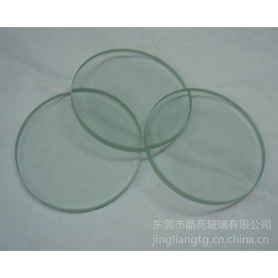 供应供应圆形钢化玻璃