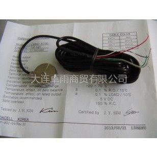 供应供应韩国DACELL CMM2-K100称重传感器 原装正品!