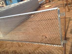 专业生产【钢板网】系列产品 马路绿化带防护网 钢板网护栏网