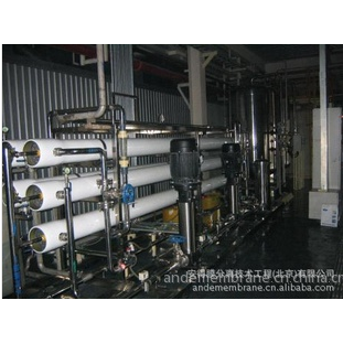 供应供应反渗透设备(纯水膜型号为八寸、四寸)