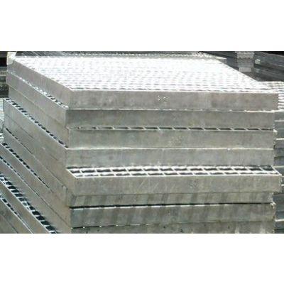 供应楼梯踏步板(梯踏板)、热镀锌钢格板的种类