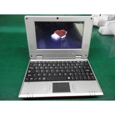 供应工厂7寸上网本   8850  带内置摄像头   安卓系统