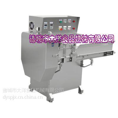 日本技术切姜丝机,大洋制造切割精准大姜切丝设备