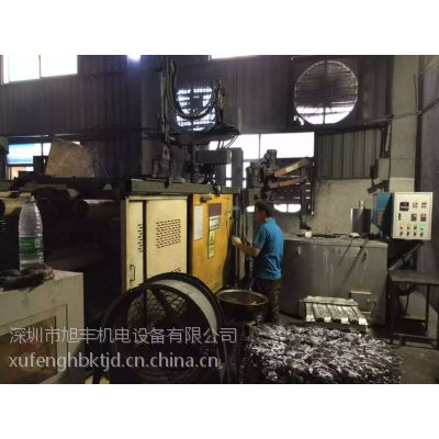 供应深圳公明生物质熔铝炉/五金压铸节能加热炉