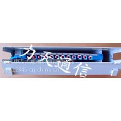 电信级odf 6单元一体化配线箱光纤模块配线架芯盘