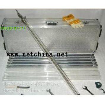 中西供应 活塞式柱状沉积物采样器(5米) 型号:KH77-XDB0204库号:M1666