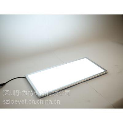 lloevet 深圳厂家直销 600*1200 54W LED面板灯/平板灯 畅销欧美