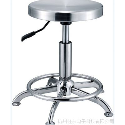 不锈钢导电圆椅-不锈钢防静电圆椅-不锈钢工作椅