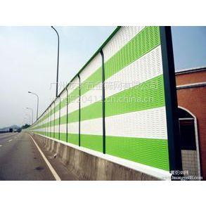 市政工程路边专用百叶孔声屏障