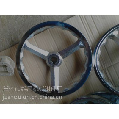供应厂家直销各种规格铸铁镀铬手轮 手柄