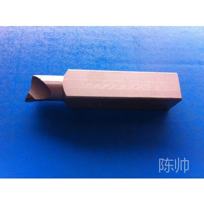 厂家热销 金钢石焊接车刀 20方 60度PCD内孔金刚刀