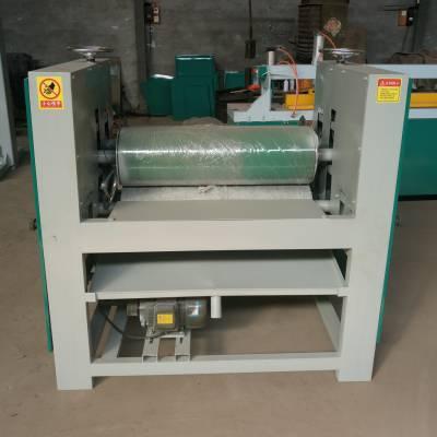 木工涂胶机、涂胶机使用方法