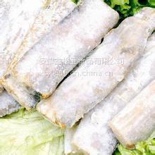 安徽厂家供应鲜冻带鱼段