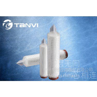 供应TFT-LCD去离子水过滤芯 替代美国Gore超纯水滤芯