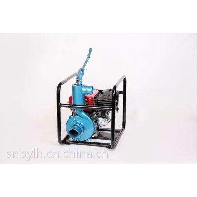 汽油机 手压式汽油机泵 节能汽油机泵 神农水泵 水泵 QG75-50-60手压式汽油机
