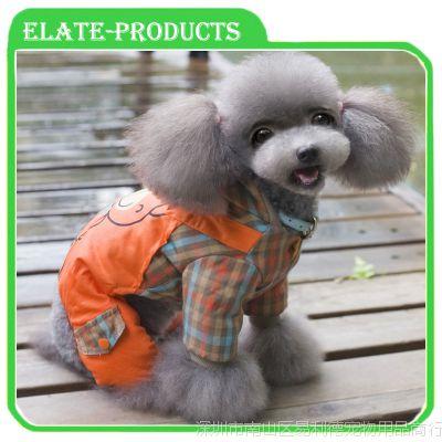 狗狗衣服秋冬装 宠物衣服批发 绅士熊 泰迪衣服 定做加工-2色