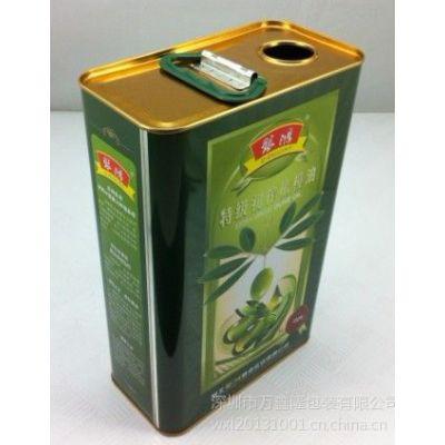 供应厂家供应油罐马口铁食用油铁罐茶油铁罐包装铁罐铁盒