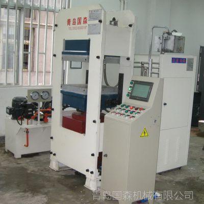 青岛国森机械设计定做各种高精度实验室用试验压机设备