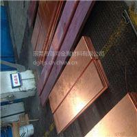 紫铜板1M*2M-厂家批发T2紫铜板-雕刻铜板加工厂家
